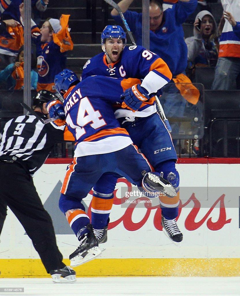 New York Islanders Move To Brooklyn