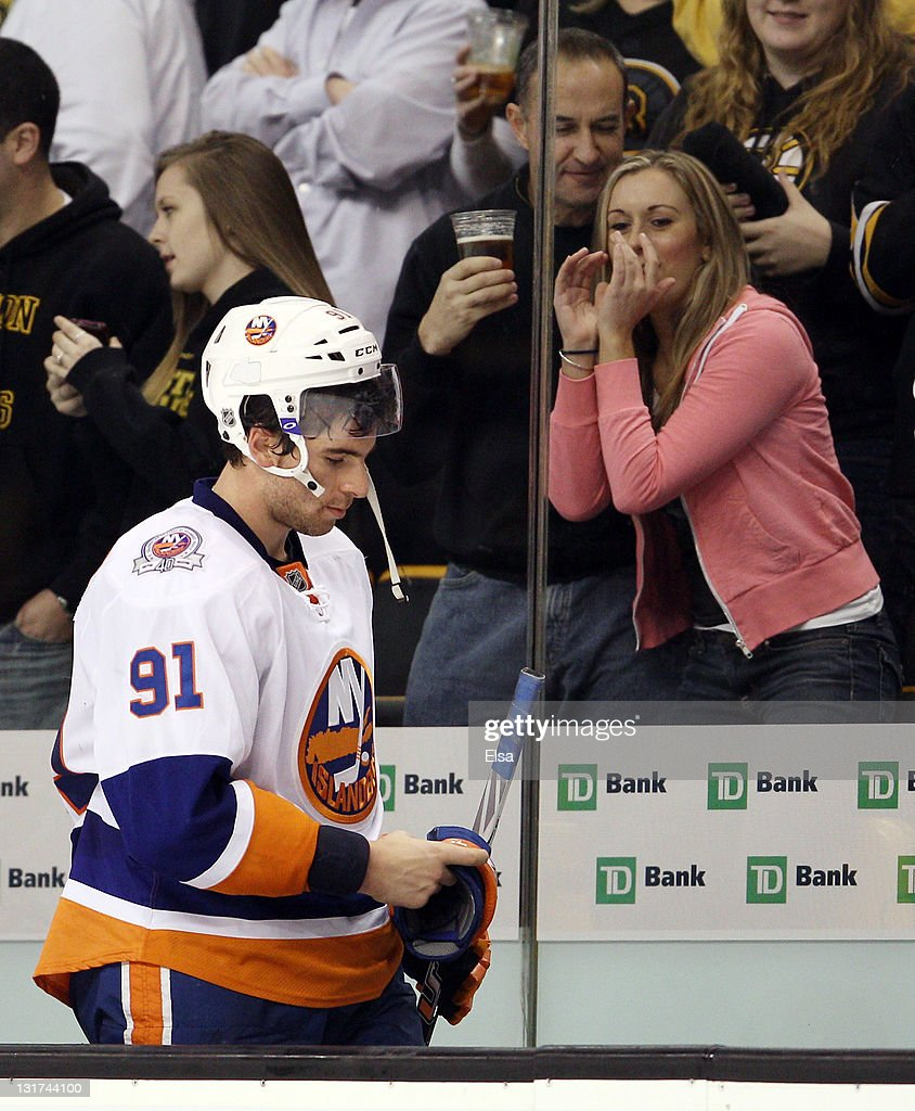 new york islanders v boston bruins photos and images getty images