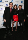 John Taylor Atlanta de Cadenet and Roger Taylor attend The Warner Music Group And Belvedere Brit Awards After Party In Association With Vanity Fair...