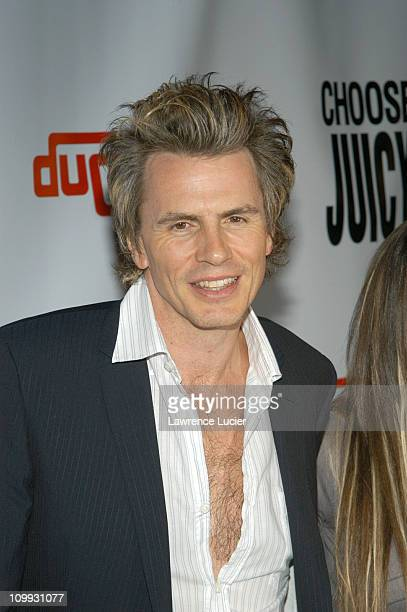 John Taylor during Duran Duran Performs At Webster Hall Arrivals at Webster Hall in New York City New York United States