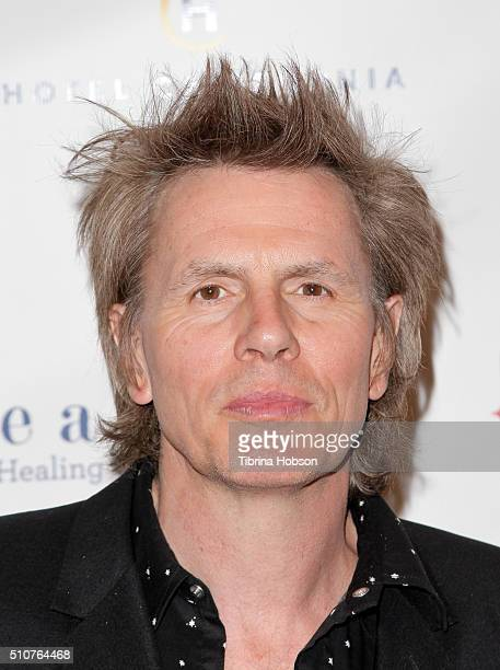 John Taylor of Duran Duran attends the 7th Annual Experience Strength And Hope Awards at Skirball Cultural Center on February 16 2016 in Los Angeles...