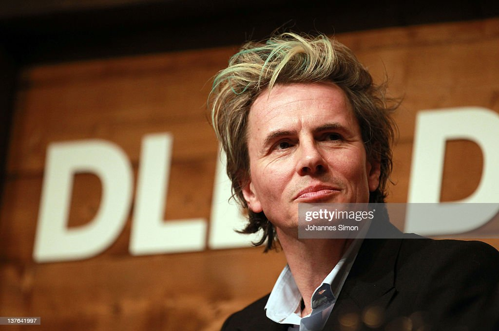 <a gi-track='captionPersonalityLinkClicked' href=/galleries/search?phrase=John+Taylor+-+Musicista+-+Duran+Duran&family=editorial&specificpeople=203049 ng-click='$event.stopPropagation()'>John Taylor</a> of Duran Duran speaks during the Digital Life Design conference (DLD) at HVB Forum on January 24, 2012 in Munich, Germany. ence and culture which connects business, creative and social leaders, opinion-formers and investors for crossover conversation and inspiration.