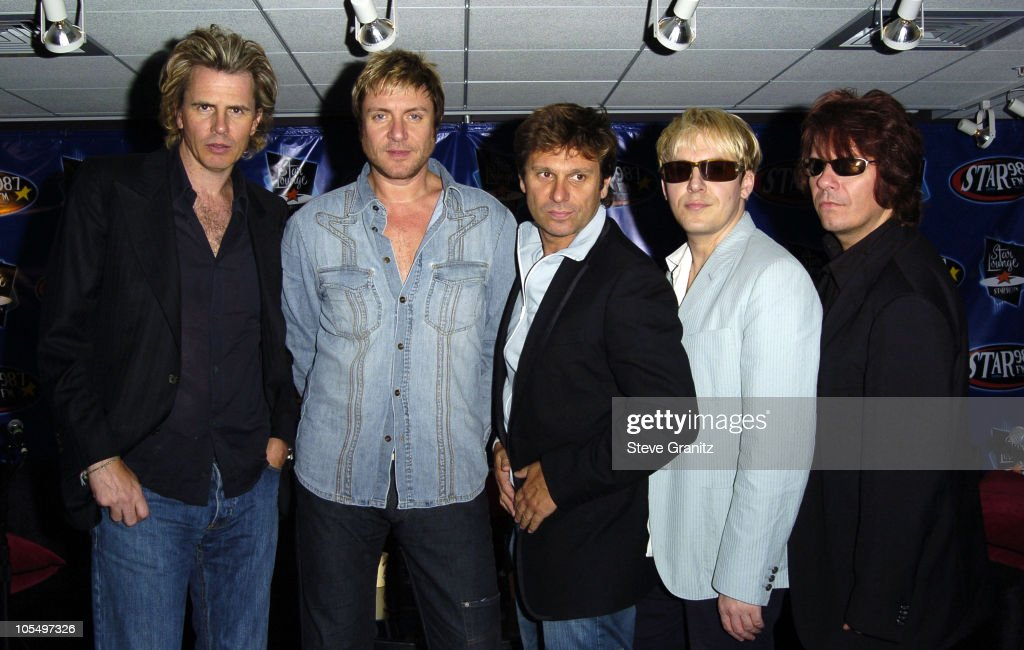 Duran Duran Debuts Their New Single on LA Radio Star 98.7 FM