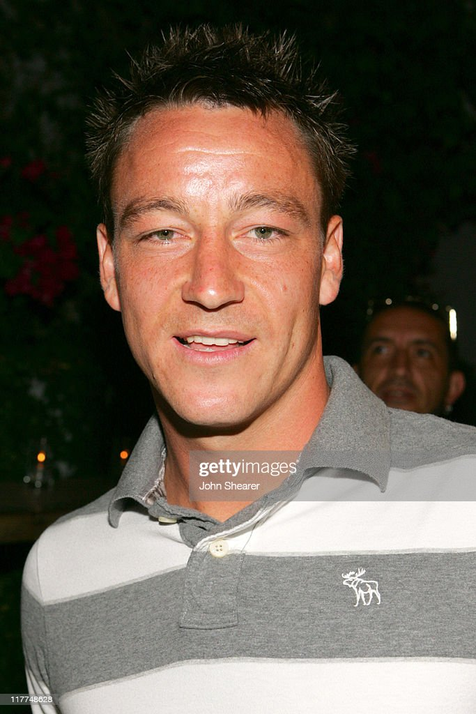 John Terry during The Chelsea Football Club, Adidas and the William Morris Agency Host 'The Hit The Ground Running' Party at Skybar in Los Angeles, California, United States. (Photo by John Shearer/WireImage for William Morris Agency ( WMA ))