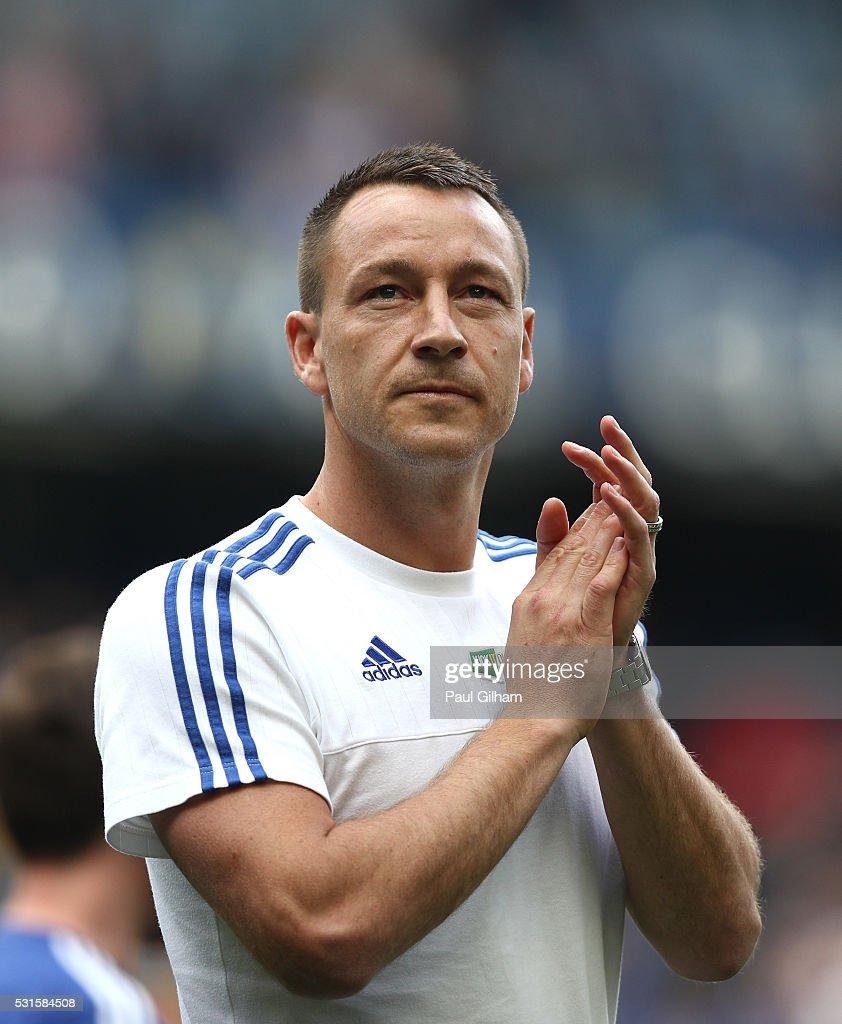 Farewell John Terry A look back at John Terry s Chelsea career as