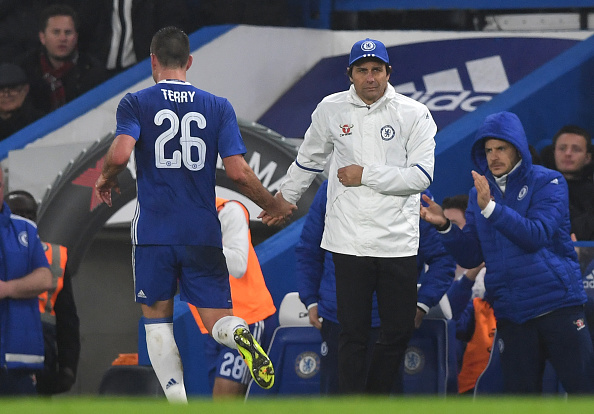 Conte Will Not Offer Terry A New Contract As Chelsea Want Him To Occupy This Role 2