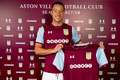 Aston Villa Announce New Signing John Terry