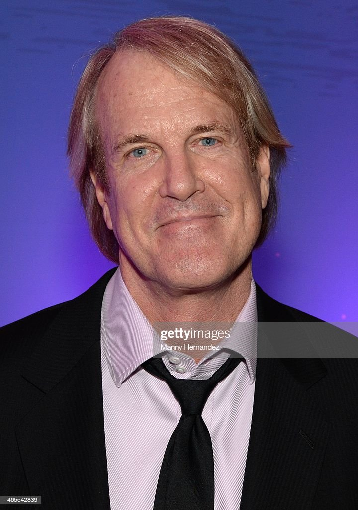 <a gi-track='captionPersonalityLinkClicked' href=/galleries/search?phrase=John+Tesh&family=editorial&specificpeople=831933 ng-click='$event.stopPropagation()'>John Tesh</a> is sighted at NATPE 2014 in Miami Beach at Fontainebleau Miami Beach on January 27, 2014 in Miami Beach, Florida.