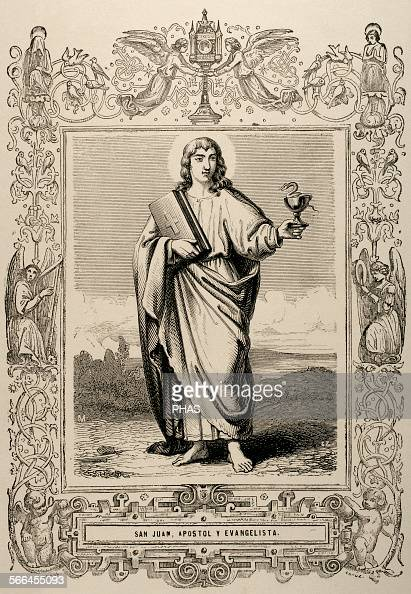 John the Evangelist One of the Twelve Apostles of Jesus Traditionally he is identified as the author of the Gospel of John He is also known as John...