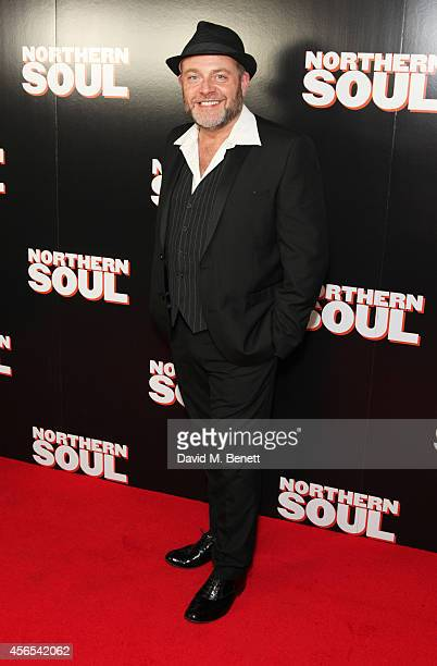 John Thomson attends a Gala Screening of 'Northern Soul' at the Curzon Soho on October 2 2014 in London England