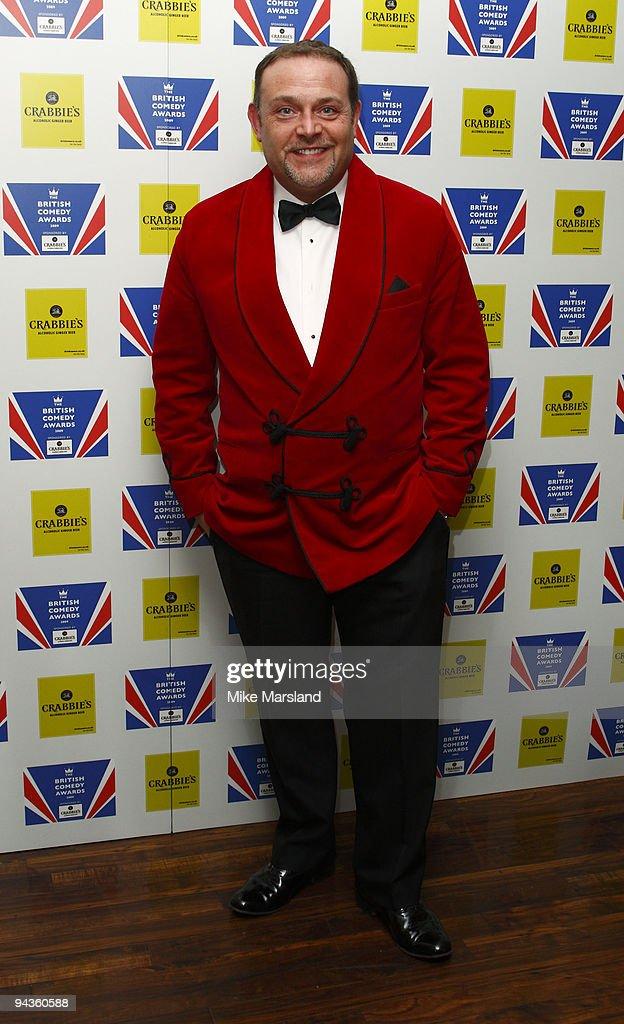 British Comedy Awards - Inside Arrivals