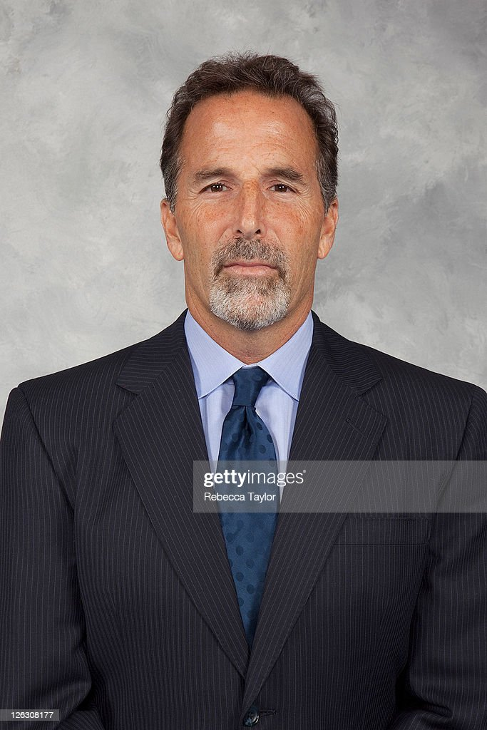 <a gi-track='captionPersonalityLinkClicked' href=/galleries/search?phrase=John+Tortorella&family=editorial&specificpeople=213393 ng-click='$event.stopPropagation()'>John Tortorella</a>, Head Coach of the New York Rangers, poses for his official headshot prior to the 2009-2010 NHL season September 5, 2009 in Tarrytown, New York.