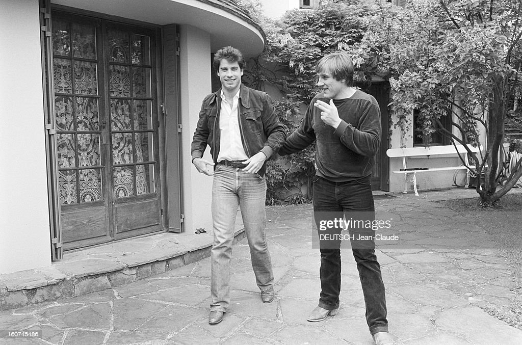 Gerard depardieu getty images for Achat maison bougival
