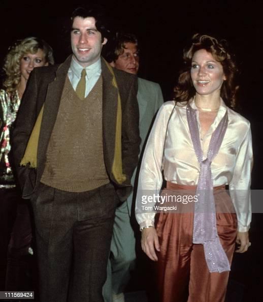 John Travolta and Marilu Henner during John Travolta_sighting in Manhattan September 16th 1978 in New York City United States