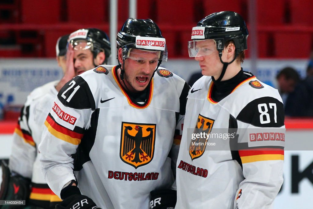 Russia v Germany - 2012 IIHF Ice Hockey World Championship
