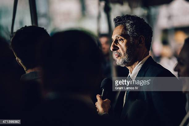 John Turturro attends the 42nd Chaplin Award Gala at Alice Tully Hall Lincoln Center on April 27 2015 in New York City