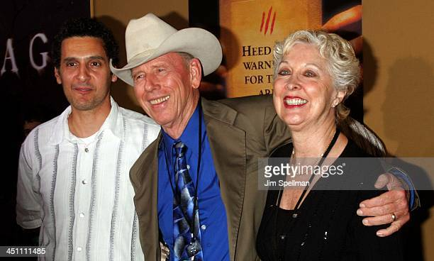 John Turturro Rance Howard and Jean Speegle Howard