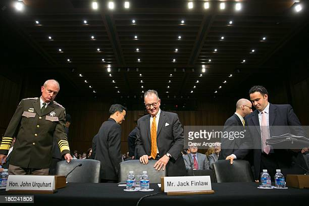 John Urquhart Sheriff for King County Washington Jack Finlaw Chief Legal Counsel for the office of Governor John W Hickenlooper and Kevin A Sabet...