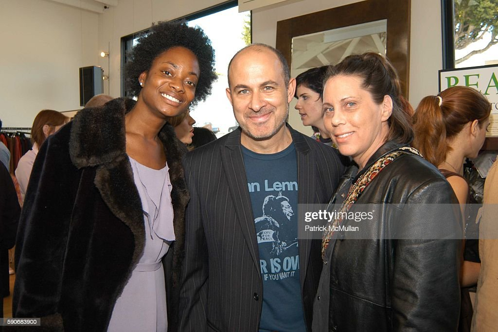 John Varvatos and attend John Varvatos' 3rd Annual Stuart House Charity Benefit at John Varvatos Boutique on March 5 2005 in West Hollywood California
