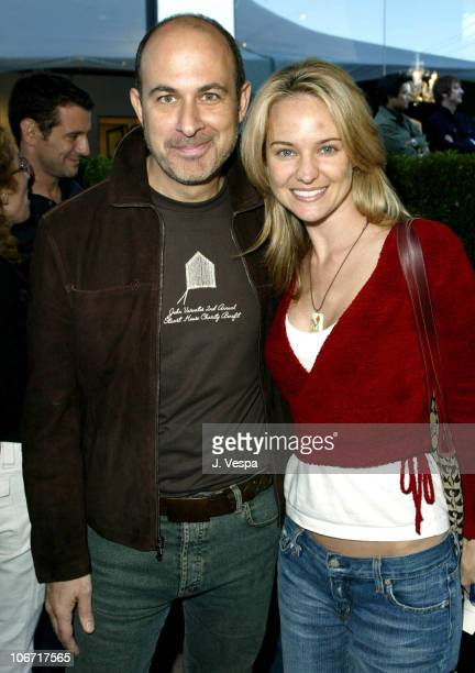 John Varvatos and Sharon Case during John Varvatos and 'Shop To Show Your Support' at the 2nd Annual Stuart House Benefit Event at John Varvatos...