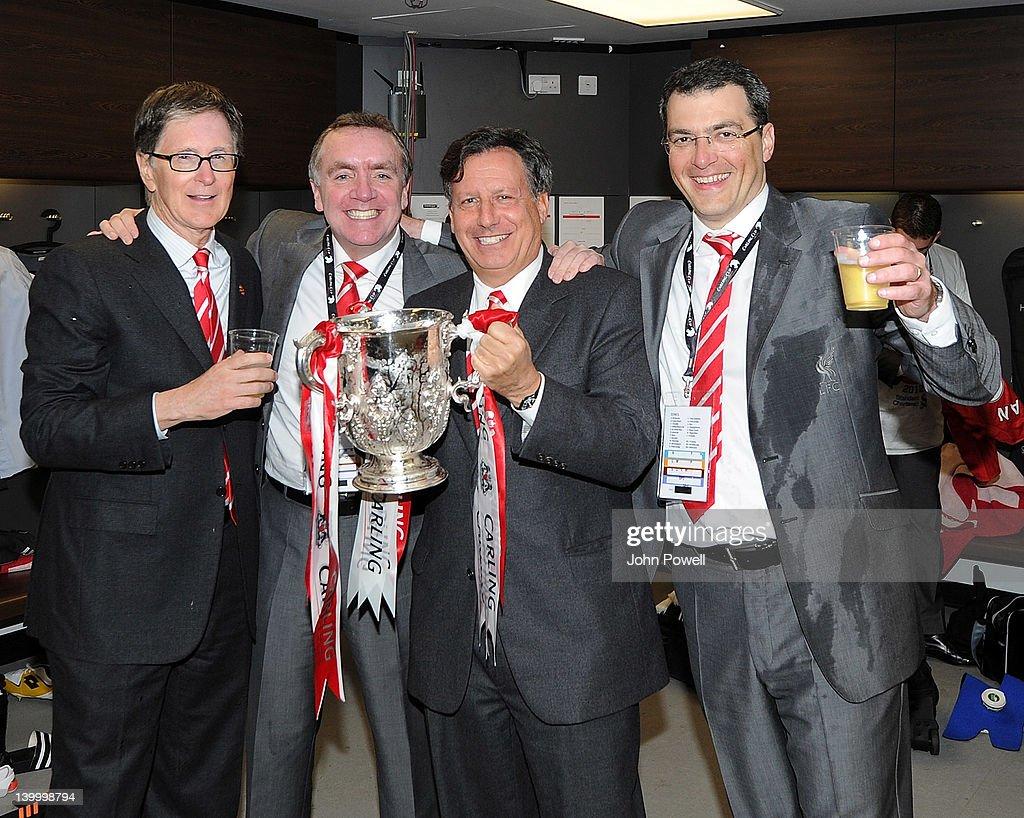Výsledek obrázku pro liverpool fc carling cup winners 2012