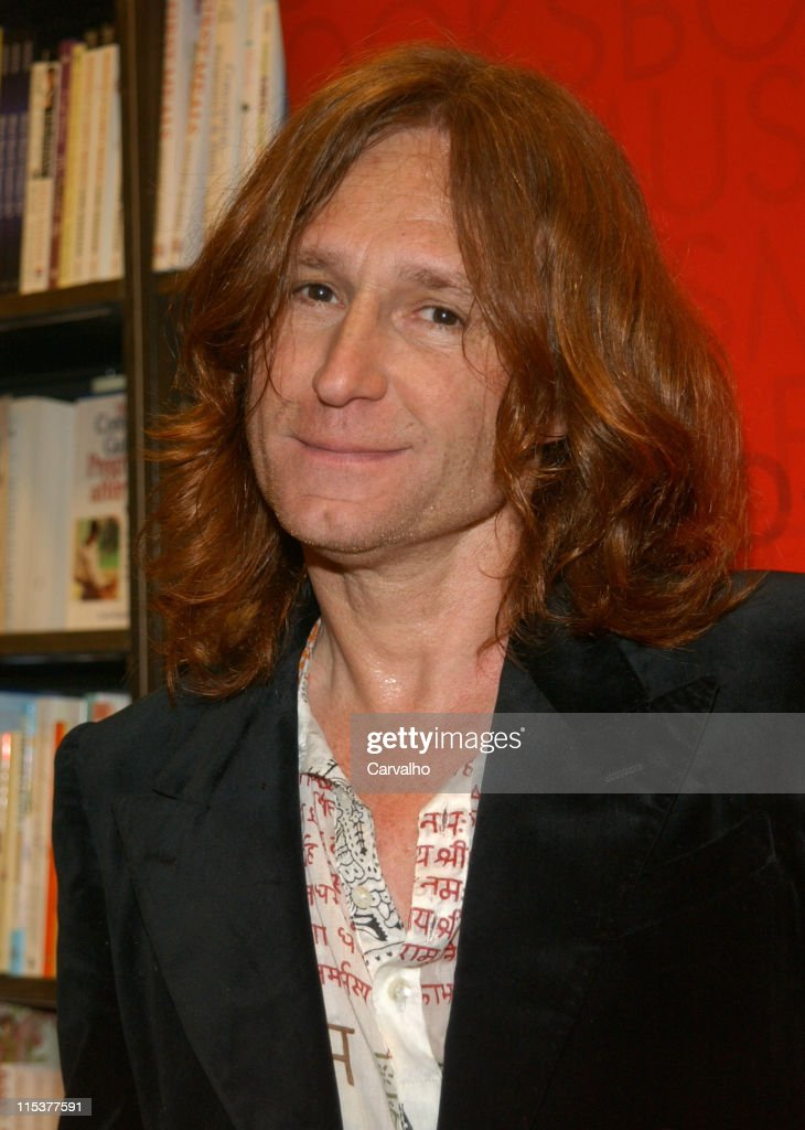 """John Waite In-Store Performance for His Album """"The Hard Way"""" at Borders in New"""