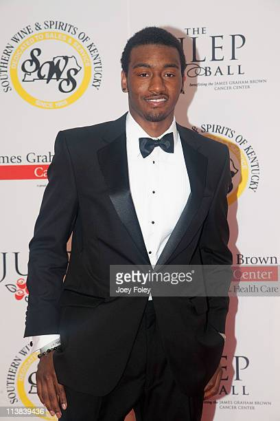 John Wall attends the 2011 Julep Ball during the 137th Kentucky Derby at the Galt House Hotel Suites Grand Ballroom on May 6 2011 in Louisville...