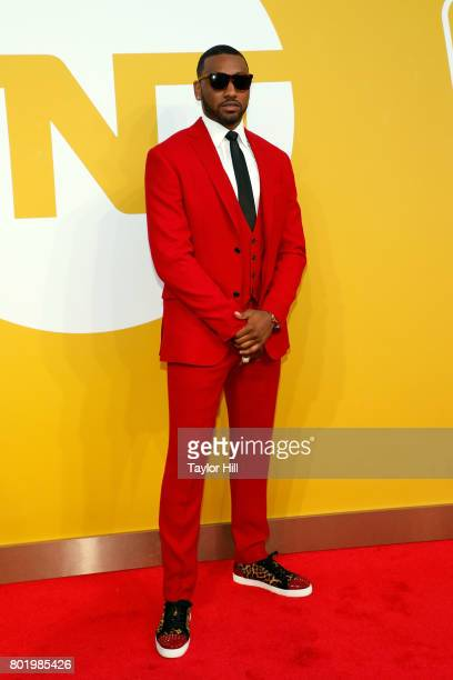John Wall attends the 2017 NBA Awards at Basketball City Pier 36 South Street on June 26 2017 in New York City