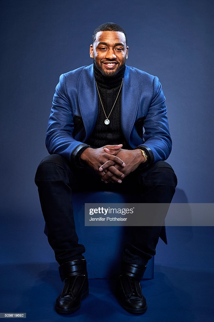 <a gi-track='captionPersonalityLinkClicked' href=/galleries/search?phrase=John+Wall&family=editorial&specificpeople=2265812 ng-click='$event.stopPropagation()'>John Wall</a> #2 of the Washington Wizards poses for a portrait during NBA All-Star Weekend on February 12, 2016 at the Sheraton Centre in Toronto, Ontario Canada.