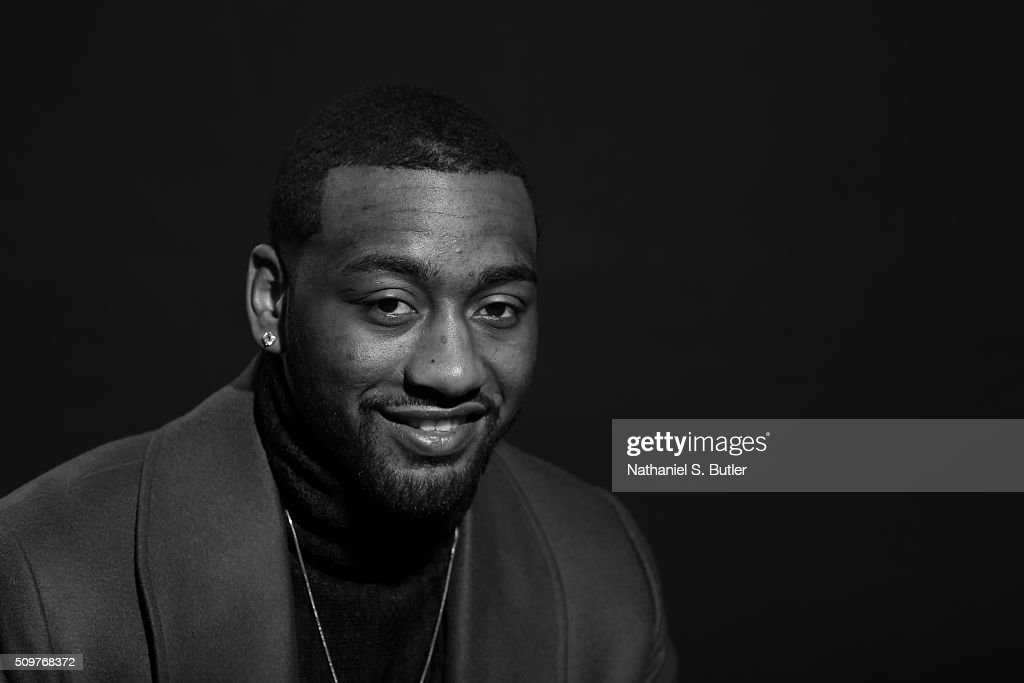 John Wall #2 of the Washington Wizards poses for a portrait on February 11, 2016 at the Sheraton Centre as part of 2016 NBA All-Star Weekend in Toronto, Ontario Canada.