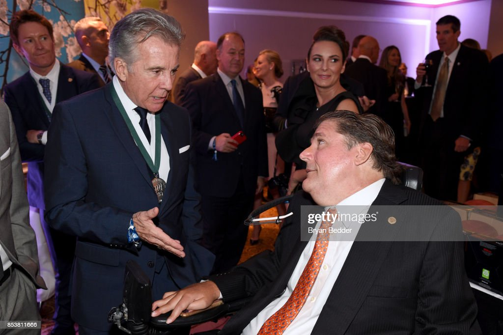 32nd Annual Great Sports Legends Dinner To Benefit The Miami Project/Buoniconti Fund To Cure Paralysis - Legends Reception