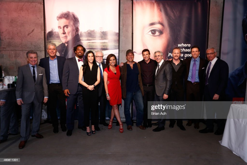 John Walsh, <a gi-track='captionPersonalityLinkClicked' href=/galleries/search?phrase=Anthony+Bourdain&family=editorial&specificpeople=2310617 ng-click='$event.stopPropagation()'>Anthony Bourdain</a>, <a gi-track='captionPersonalityLinkClicked' href=/galleries/search?phrase=Dhani+Jones&family=editorial&specificpeople=212903 ng-click='$event.stopPropagation()'>Dhani Jones</a>, Lisa Lang, <a gi-track='captionPersonalityLinkClicked' href=/galleries/search?phrase=Wolf+Blitzer&family=editorial&specificpeople=221464 ng-click='$event.stopPropagation()'>Wolf Blitzer</a>, <a gi-track='captionPersonalityLinkClicked' href=/galleries/search?phrase=Robin+Meade&family=editorial&specificpeople=4846916 ng-click='$event.stopPropagation()'>Robin Meade</a>, Mike Rowe, AJ Hammer, <a gi-track='captionPersonalityLinkClicked' href=/galleries/search?phrase=Albie+Hecht&family=editorial&specificpeople=215228 ng-click='$event.stopPropagation()'>Albie Hecht</a>, <a gi-track='captionPersonalityLinkClicked' href=/galleries/search?phrase=Morgan+Spurlock&family=editorial&specificpeople=212719 ng-click='$event.stopPropagation()'>Morgan Spurlock</a>, <a gi-track='captionPersonalityLinkClicked' href=/galleries/search?phrase=Chris+Cuomo&family=editorial&specificpeople=649814 ng-click='$event.stopPropagation()'>Chris Cuomo</a> and Dr.Drew Pinsky attend the CNN Upfront 2014 at Skylight Modern on April 10, 2014 in New York City. 24679_003_0271.JPG