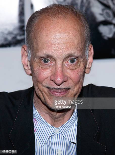 John Waters attends John Waters 'Carsick' Book Launch Party at PowerHouse Arena on May 27 2015 in New York City