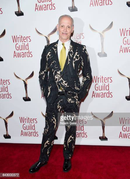 John Waters attends the 69th Annual Writers Guild Awards New York ceremony at Edison Ballroom on February 19 2017 in New York City