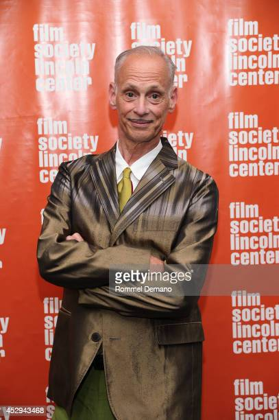 John Waters attends the 'Abuse Of Weakness' screening at The Film Society of Lincoln Center on July 30 2014 in New York City