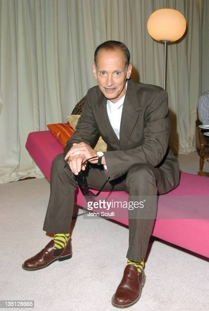 John Waters during 2004 Toronto International Film Festival HP Portrait Studio Presented By WireImage and Kontent Publishing Day 4 at...