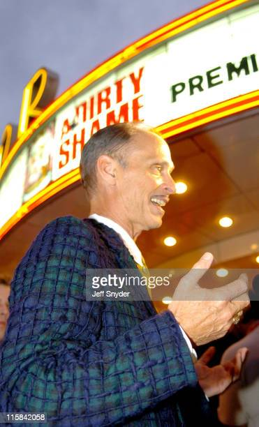 John Waters during 'A Dirty Shame' Baltimore Premiere at The Senator Theatre in Baltimore MD United States