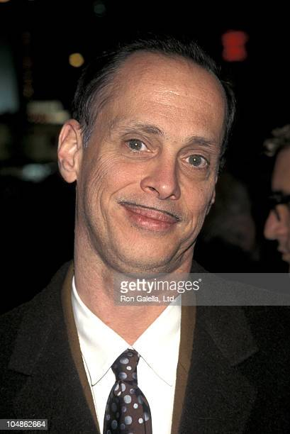 John Waters during 'Kundun' New York Premiere at Loew's Astor Plaza in New York City New York United States