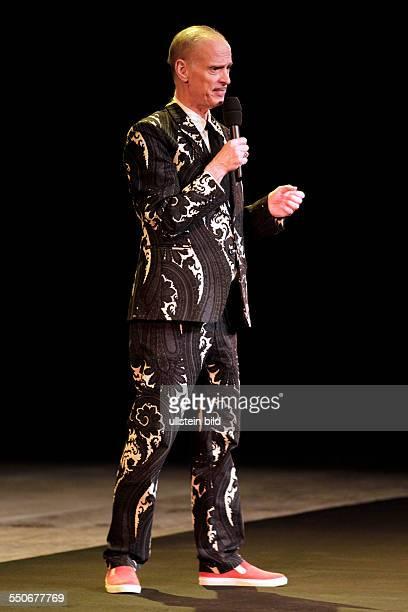 John Waters gastiert mit der Deutschlandpremiere des Theaterstücks 'This Filthy World' Depot I des Carlswerk Schanzenstraße 6 51063 Köln