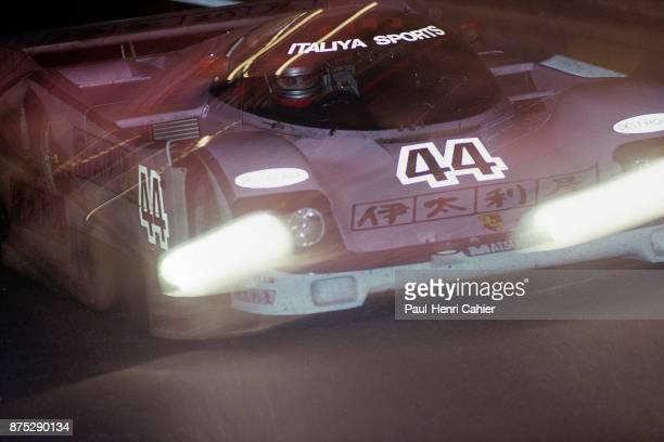 John Watson Porsche 962C 24 Hours of Le Mans Le Mans 17 June 1982