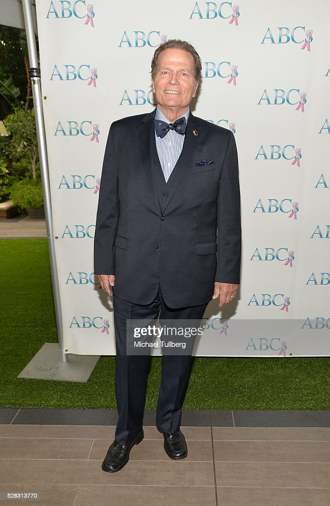 John Wayne Cancer Institute chairman Patrick Wayne attends the Associates For Breast and Prostate Cancer Studies' annual Mother's Day Luncheon at Four Seasons Hotel Los Angeles at Beverly Hills on May 4, 2016 in Los Angeles, California.
