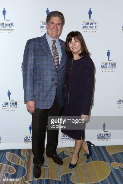 John Wayne Cancer Institute Providence Saint John's Health Center CEO Marcel Loh and wife Jane Loh attend John Wayne Cancer Institute Auxiliary...