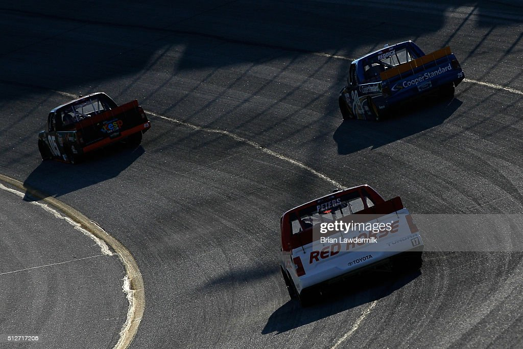 Camping world truck series great clips 200 getty images for Ford motor credit atlanta ga