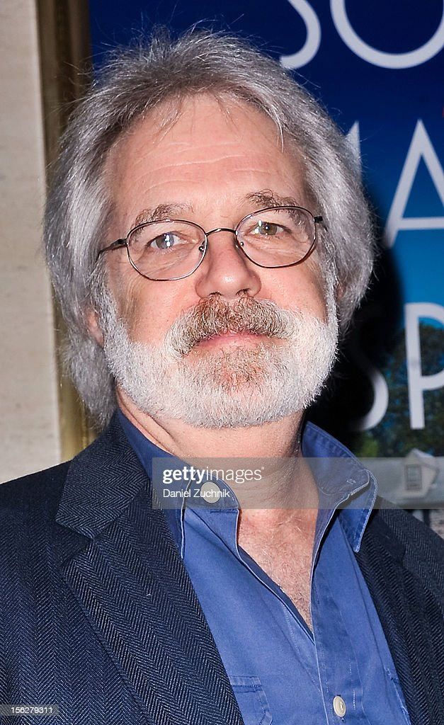 John Wiedeman attends the 'Vanya and Sonia and Masha and Spike,' press night at Mitzi E. Newhouse Theater on November 12, 2012 in New York City.