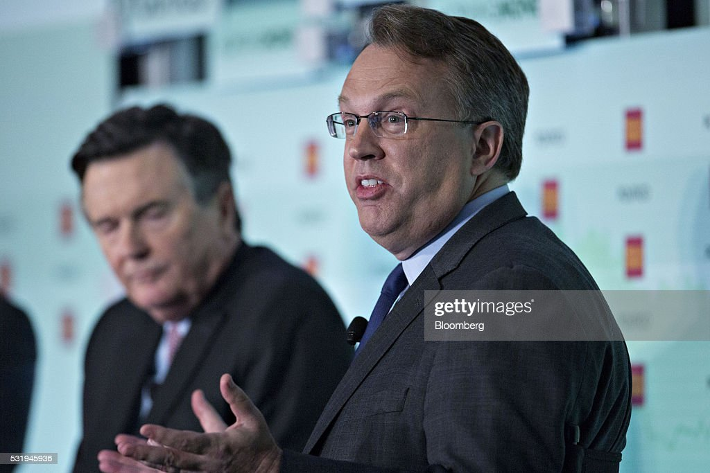 Politico Lunch Briefing With Fed Presidents Dennis Lockhart And John Williams