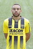 Johnatan Opoku during the team presentation of VVVVenlo on July 07 2016 at the Seacon stadium De Koel in Venlo The Netherlands