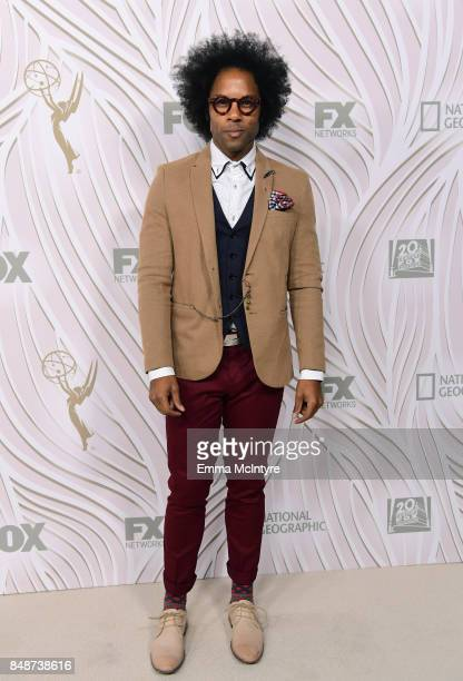 Johnathan Fernandez attends FOX Broadcasting Company Twentieth Century Fox Television FX And National Geographic 69th Primetime Emmy Awards After...