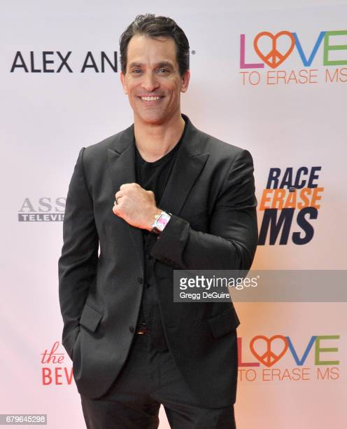 Johnathon Schaech arrives at the 24th Annual Race To Erase MS Gala at The Beverly Hilton Hotel on May 5 2017 in Beverly Hills California