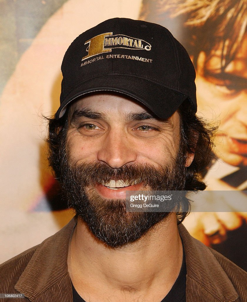 Johnathon Schaech during '21 Grams' Los Angeles Premiere at Academy Theatre in Beverly Hills, California, United States.