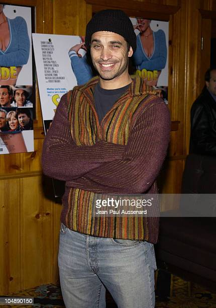 Johnathon Schaech during 'Sol Goode' DVD Release Party at Club 1650 in Hollywood California United States